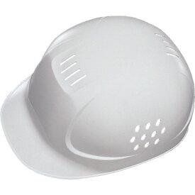 DICプラスチック ディーアイシープラスチック DIC BC−1 軽作業ヘルメット 白 BC-1 W W