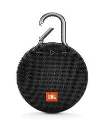 JBL JBLCLIP3BLK ブルートゥース スピーカー ブラック [Bluetooth対応 /防水][JBLCLIP3BLK]