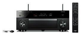 ヤマハ YAMAHA RX-A1080B AVアンプ AVENTAGE ブラック [ハイレゾ対応 /Bluetooth対応 /Wi-Fi対応 /ワイドFM対応 /5.1.2ch /DolbyAtmos対応][RXA1080B]