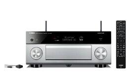 ヤマハ YAMAHA RX-A2080H AVアンプ AVENTAGE チタン [ハイレゾ対応 /Bluetooth対応 /Wi-Fi対応 /ワイドFM対応 /7.1.2ch /DolbyAtmos対応][RXA2080H]