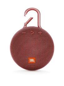 JBL ジェイビーエル ブルートゥース スピーカー JBLCLIP3RED レッド [Bluetooth対応 /防水][JBLCLIP3RED]