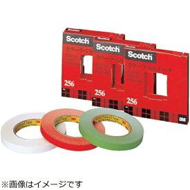 3Mジャパン スリーエムジャパン カラーラベルテープ256 ライトグリーン 19mmX54.8m