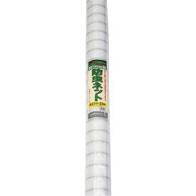 ダイオ化成 Dio Chemicals Dio 農園芸用 銀糸入り防虫ネット 透光率90% 2.1m×20m 414630