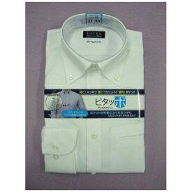 オギタヘムト OGITA HEMD スマートフォン対応ポケット ピタッポシャツ ボタンダウン Sサイズ KZ189000_2 ホワイト