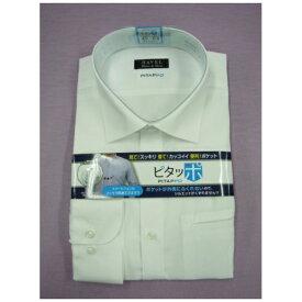 オギタヘムト OGITA HEMD スマートフォン対応ポケット ピタッポシャツ セミワイド LLサイズ KZ189000_3 ホワイト