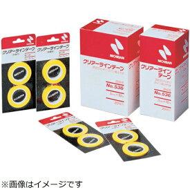 ニチバン NICHIBAN ニチバン クリアラインテープNo.536 10×10 CL536-10《※画像はイメージです。実際の商品とは異なります》