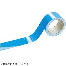 トラスコ中山 TRUSCO 蛍光ラインテープ100mmx10m ブルー TLK-10010B《※画像はイメージです。実際の商品とは異なります》