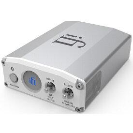 iFI AUDIO アイファイオーディオ トゥルーネイティブDAC nano iONE MQA対応版 NANO-IONE-MQA [DAC機能対応 /ハイレゾ対応][NANOIONEMQA]