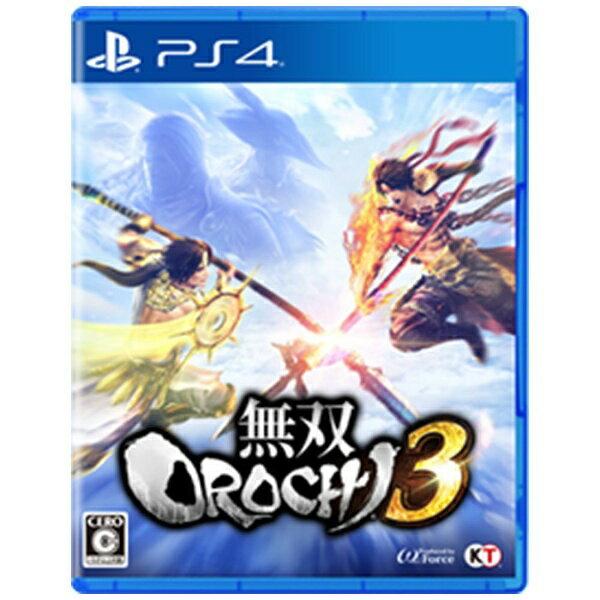 コーエーテクモゲームス 無双OROCHI3 通常版【PS4】