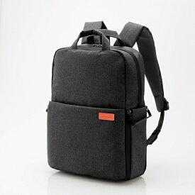 エレコム ELECOM off toco 2STYLEカメラバックパック 2018モデル Mサイズ ブラック DGB-S041BK