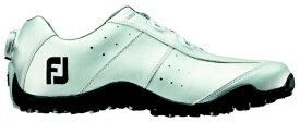 フットジョイ FootJoy 27.0cm/靴幅:3E メンズ スパイクレス ゴルフシューズ EXL Spikeless Boa(Silver) #45182