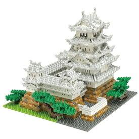カワダ KAWADA ナノブロック NB-042 姫路城 スペシャルデラックスエディション