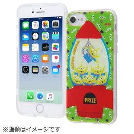 イングレム Ingrem iPhone SE(第2世代)4.7インチ/ iPhone8/7/6s/6 TPUソフトケース レイヤーアート IN-DP7S6HL/AL