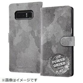 イングレム Ingrem Galaxy Note8 手帳型ケース トムジェリ50 IN-WGN8MLC2/TJ050