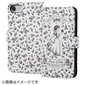 イングレム Ingrem iPhone SE(第2世代)4.7インチ/ iPhone8/7/6s/6(4.7)手帳型ケース 白雪姫13 IN-DP7S6MLC2/SW013