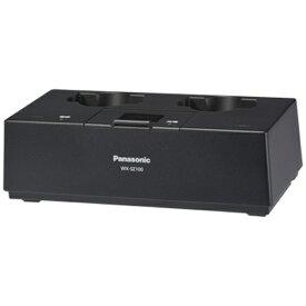 パナソニック Panasonic 1.9GHz帯タイピン形デジタルワイヤレスマイクロホン用充電器 WX-SZ100