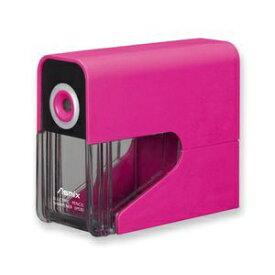 アスカ ASKA 乾電池式電動シャープナー DPS30P ピンク