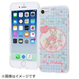 イングレム Ingrem iPhone SE(第2世代)4.7インチ/ iPhone8/7/6s/6(4.7)TPUソフトケース レイヤーアート IN-SRP7S6HL/MM