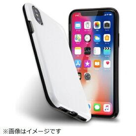 イングレム Ingrem iPhoneX カラップ ホワイト IN-P8CP1/W