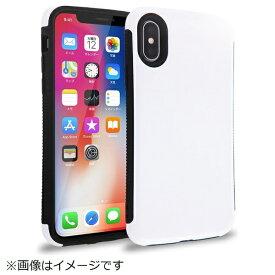 イングレム Ingrem iPhoneX アンドカバー ホワイト IN-P8AC1/W