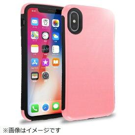 イングレム Ingrem iPhoneX アンドカバー ペールピンク IN-P8AC1/PP