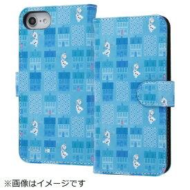 イングレム Ingrem iPhone SE(第2世代)4.7インチ/ iPhone8/7/6s/6(4.7)手帳型ケース オラフ1 IN-DP7S6MLC2/OL001
