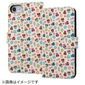 イングレム Ingrem iPhone SE(第2世代)4.7インチ/ iPhone8/7/6s/6 手帳型ケース リメンバー・ミー2 IN-DP7S6MLC2/CO002
