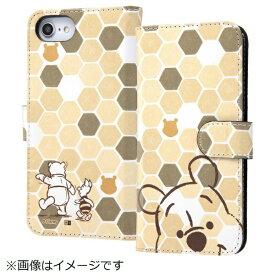 イングレム Ingrem iPhone SE(第2世代)4.7インチ/ iPhone8/7/6s/6(4.7)手帳型ケース プー33 IN-DP7S6MLC2/PO033