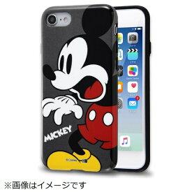 イングレム Ingrem iPhone SE(第2世代)4.7インチ/ iPhone8/7 TPUソフトケース カラップ ミッキー IN-DP7SCP1/MK