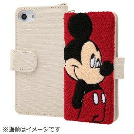 イングレム Ingrem iPhone SE(第2世代)4.7インチ/ iPhone8/7/6s/6(4.7)サガラ刺繍 手帳型ケース IN-DP7S6SGR1/MK