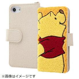 イングレム Ingrem iPhone SE(第2世代)4.7インチ/ iPhone8/7/6s/6(4.7)サガラ刺繍 手帳型ケース IN-DP7S6SGR1/PO