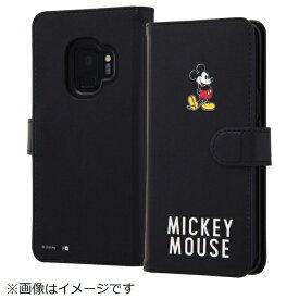 イングレム Ingrem Galaxy S9 ディズニーキャラクター 手帳型ケース ミッキーマウス25 IN-DGS9MLC2/MK025