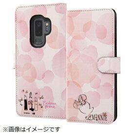 イングレム Ingrem Galaxy S9+ ディズニーキャラクター 手帳型ケース ミニマウス016 IN-DGS9PMLC2/MN016