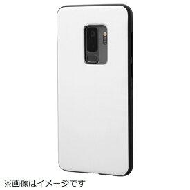 イングレム Ingrem Galaxy S9+ TPUソフトケース カラップ ホワイト IN-GS9PCP1/W