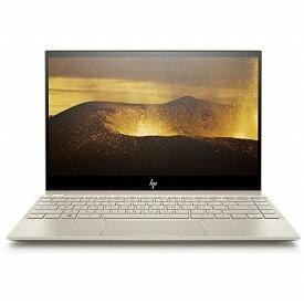 HP エイチピー ENVY 13-ah0010TU-OHB ノートパソコン シルクゴールド 4JA92PA-AAAB [13.3型 /intel Core i3 /SSD:256GB /メモリ:4GB /2018年6月モデル][13.3インチ office付き 新品 windows10]