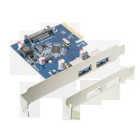 OWLTECH オウルテック USB 3.1 Gen2 増設 インターフェースボード OWL-PCEXU31E2