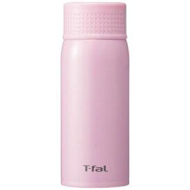 T-fal ティファール ステンレスマグボトル 350ml Clean Mug(クリーンマグ)ライトタイプ プティローズ K23612[K23612]