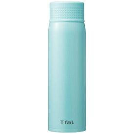 T-fal ティファール ステンレスマグボトル 500ml Clean Mug(クリーンマグ)ライトタイプ ミントティー K23606[K23606]