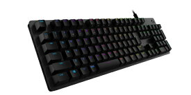 ロジクール Logicool G512-CK ゲーミングキーボード GX Blue Switch [USB /有線][G512CK]