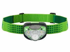 エナジャイザー Energizer HDL250GR ヘッドライト VISION(ヴィジョン) グリーン [LED /単4乾電池×3 /防水]