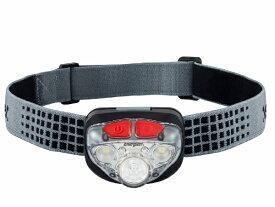 エナジャイザー Energizer HDL315BK ヘッドライト VISION(ヴィジョン) ブラック [LED /単4乾電池×3 /防水]