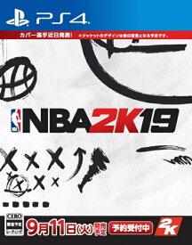 テイクツー・インタラクティブ Take-Two Interactive NBA 2K19 通常版【PS4】