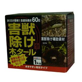 トヨチュー toyochu 害獣除け木タール 1kg