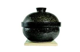 長谷製陶 長谷園 いぶしぎん(大) CT-80[CT80]