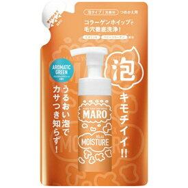 ストーリア storia MARO(マーロ)グルーヴィー洗顔料 リラックスモイスチャー(130g)つめかえ用 〔泡洗顔料〕【wtcool】