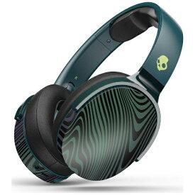 SKULLCANDY スカルキャンディ 【ビックカメラグループオリジナル】ブルートゥースヘッドホン S6HTW-L638 Psycho Tropical [リモコン・マイク対応 /Bluetooth][ワイヤレス ヘッドホン HESH3WIRELESSP]