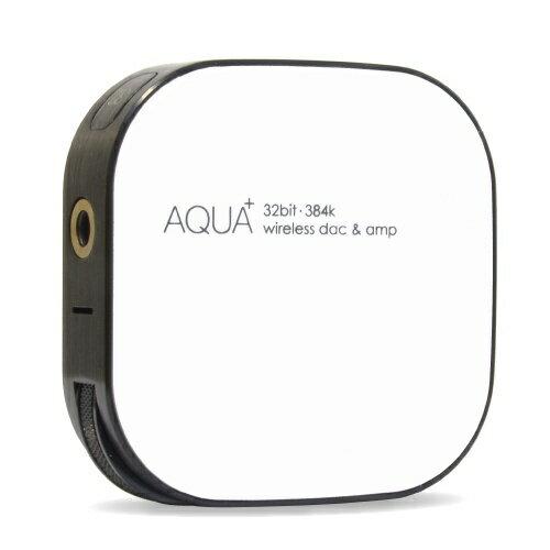 ネクサム AQUA+ 32ビット次世代ワイヤレスアンプ ラジアンホワイト AQUA+ ラジアンホワイト
