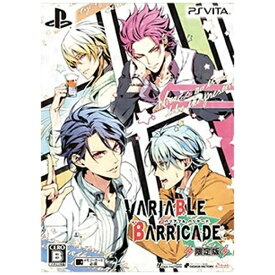 アイディアファクトリー IDEA FACTORY VARIABLE BARRICADE 限定版【PS Vita】