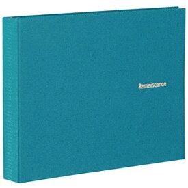 セキセイ SEKISEI ハーパーハウス レミニッセンス ミニポケットアルバム 高透明 L判40枚収容 XP-5540 ターコイズブルー