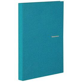 セキセイ SEKISEI ハーパーハウス レミニッセンス ミニポケットアルバム 高透明 L判80枚収容 XP-5580 ターコイズブルー